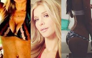 Joanna Krupa, Fergie,Kendall