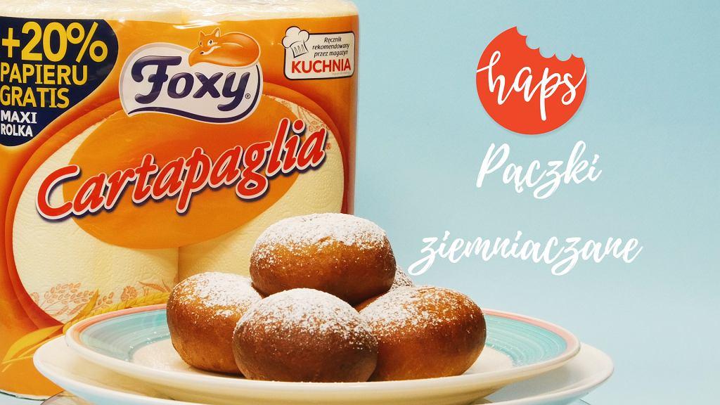 Haps - pączki - foxy