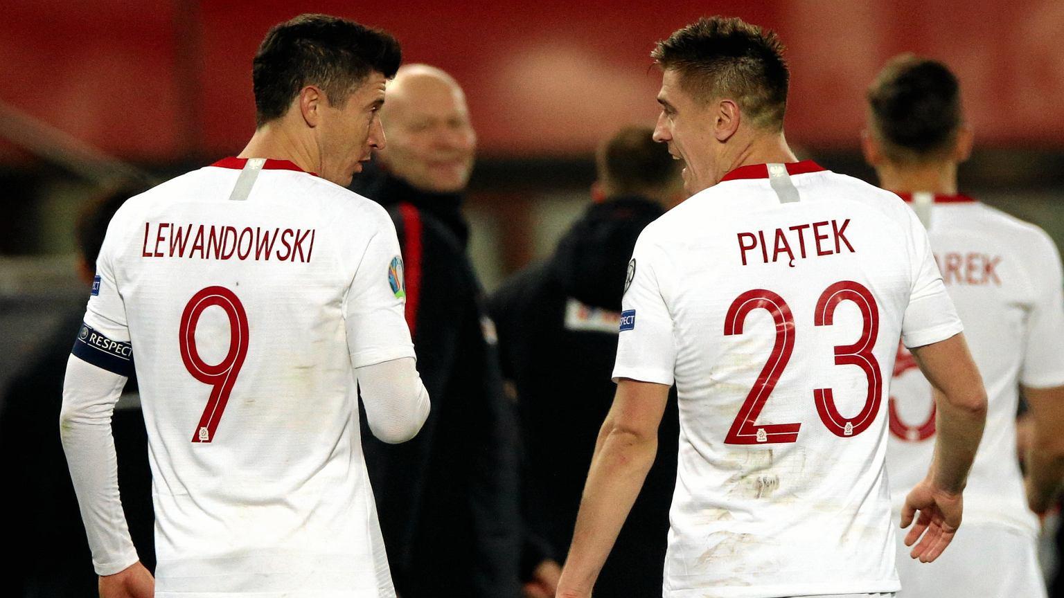 b44bcb9ff Jerzy Brzęczek podał skład reprezentacji Polski na mecz z Łotwą. Jest  Krzysztof Piątek Reprezentacja Polski