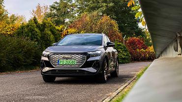 Audi Q4 e-tron 40, edition one