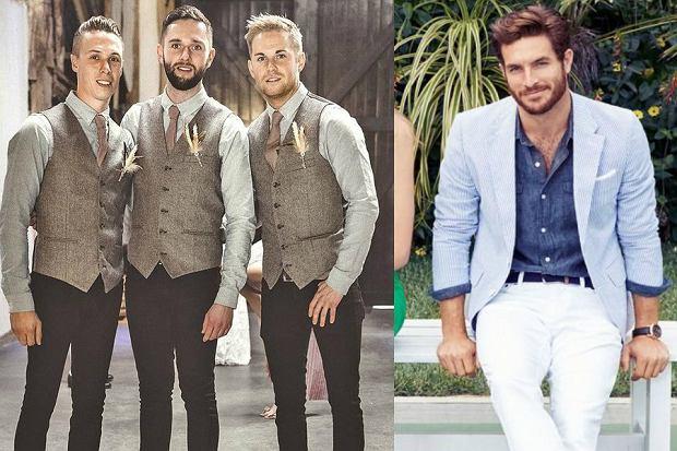 jak się ubrać na wesele