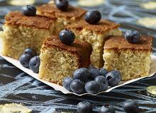 Ciasto migdałowe - ugotuj