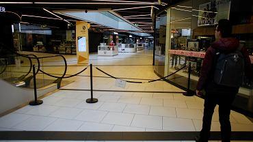 Galeria Katowice w niedzielę objętą zakazem handlu