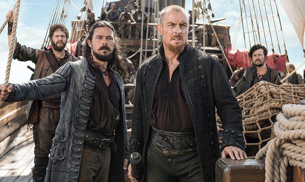 Piraci, sezon 4.