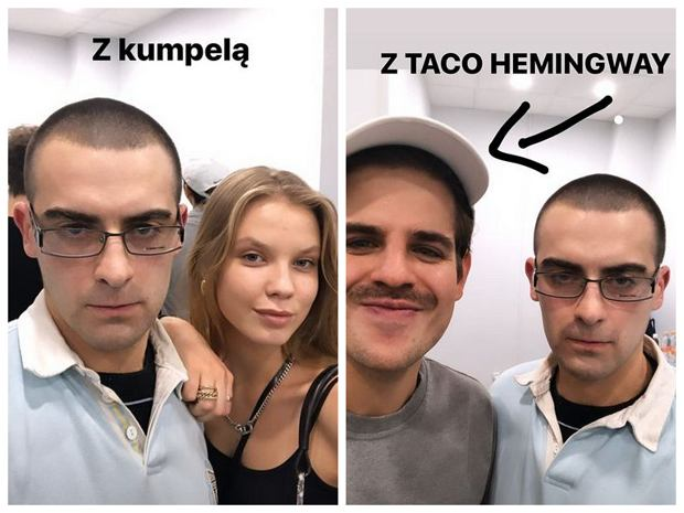 Quebo z Igą Lis i Taco