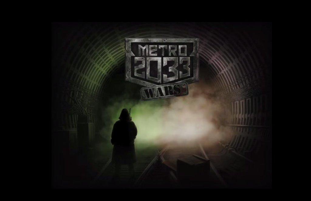 Metro 2033 Wojny