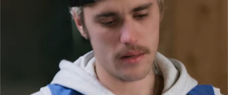 Justin Bieber zalał się łzami mówiąc o Billie Eilish