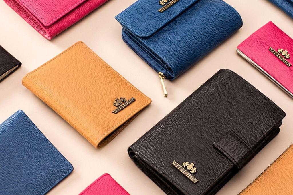 Modne portfele skórzane