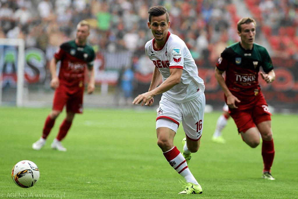 GKS Tychy - 1. FC Koeln 0:1. Paweł Olkowski
