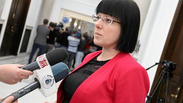 Kaja Godek w Sejmie
