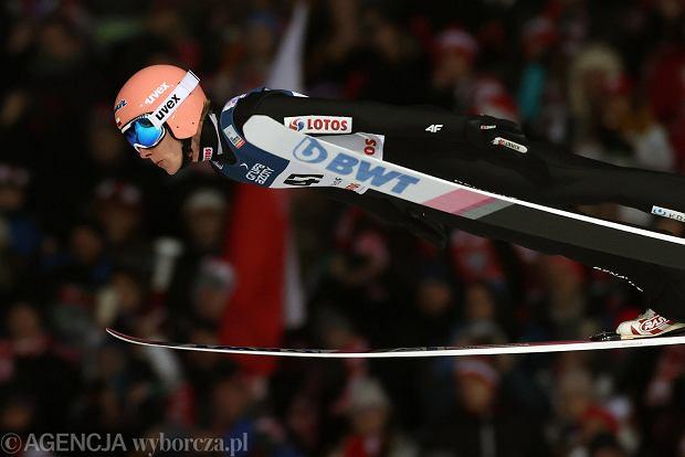 Kubacki wygrał kwalifikacje, sześciu Polaków w konkursie w Lahti!