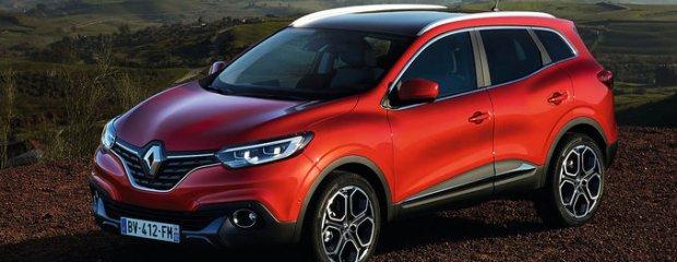 Renault Kadjar   Ceny w Polsce   Bliźniak Qashqaia