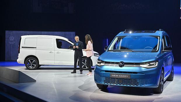 Caddy V będzie produkowany przez Volkswagen Poznań