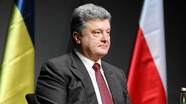 Prezydent Ukrainy Petro Poroszenko w Lublinie