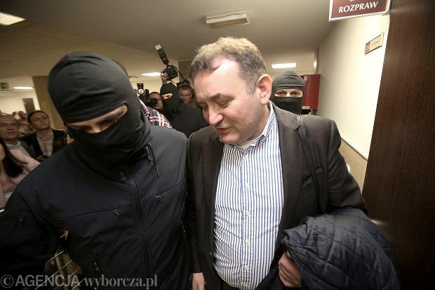 Stanisław Gawłowski został oskarżony m.in. o korupcję