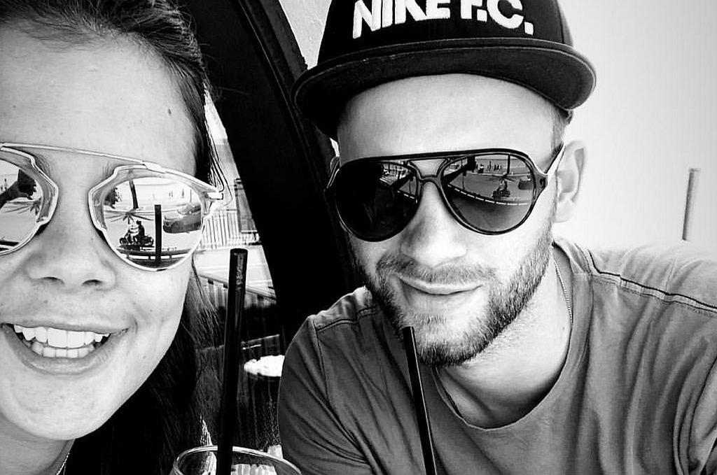 Anna Korcz z mężem wybrali się do Nicei