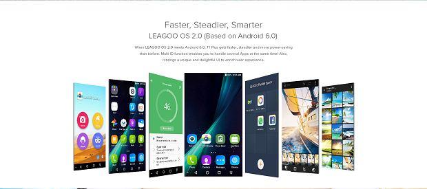Leagoo T1 Plus 4G Phablet