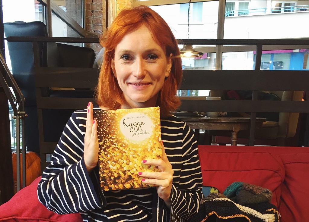 Iza Wojnowska, autorka książki 'Hygge po polsku'