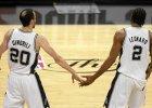 NBA. Mistrzowskie momenty San Antonio Spurs [WIDEO]
