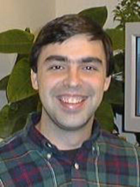 Larry Page za młodu
