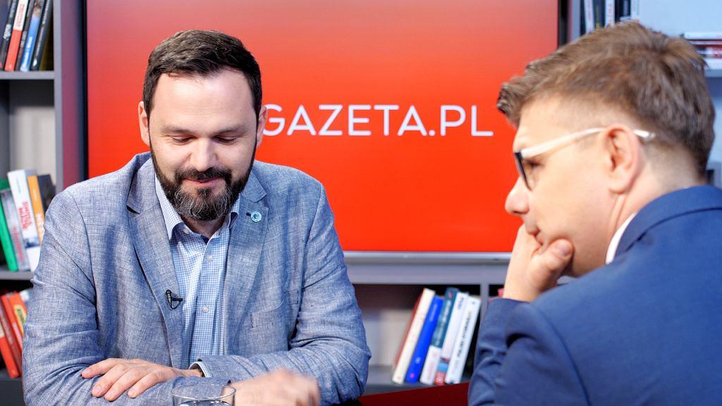 Kamil Wyszkowski, Global Compact