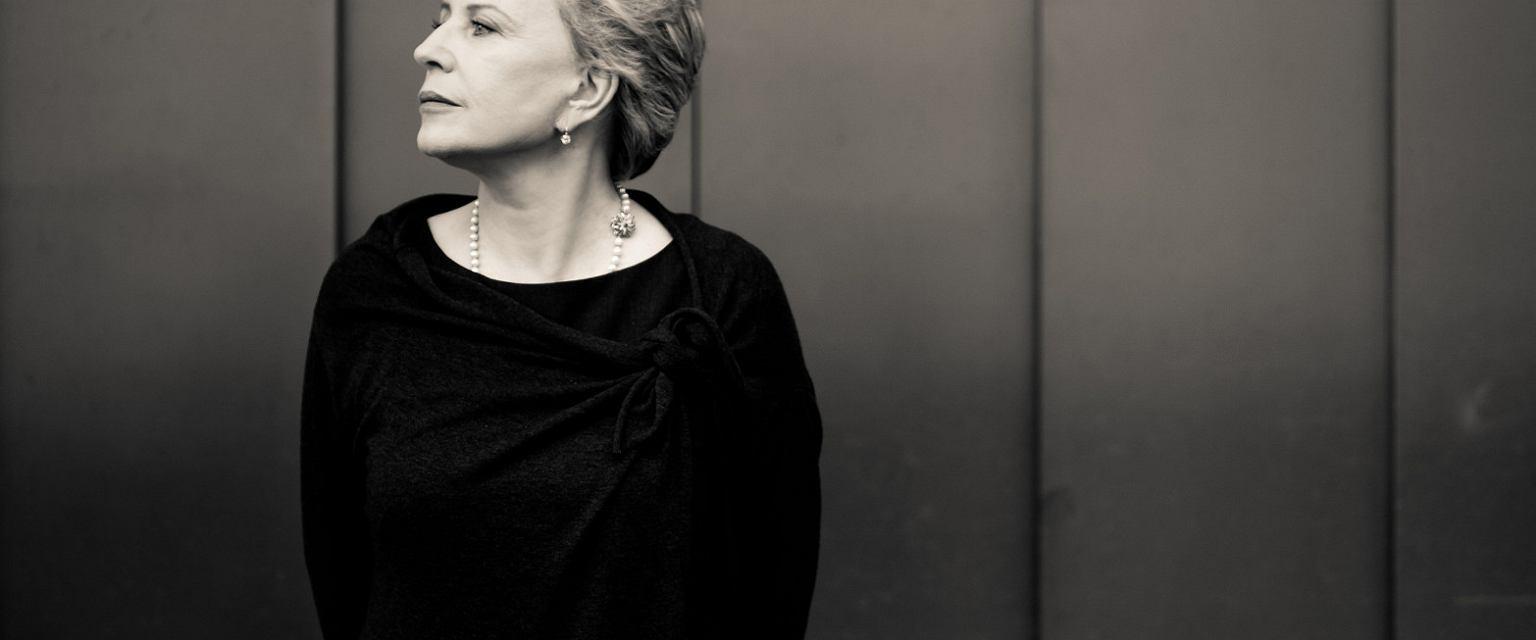 Krystyna Janda (fot. Albert Zawada / Agencja Gazeta)