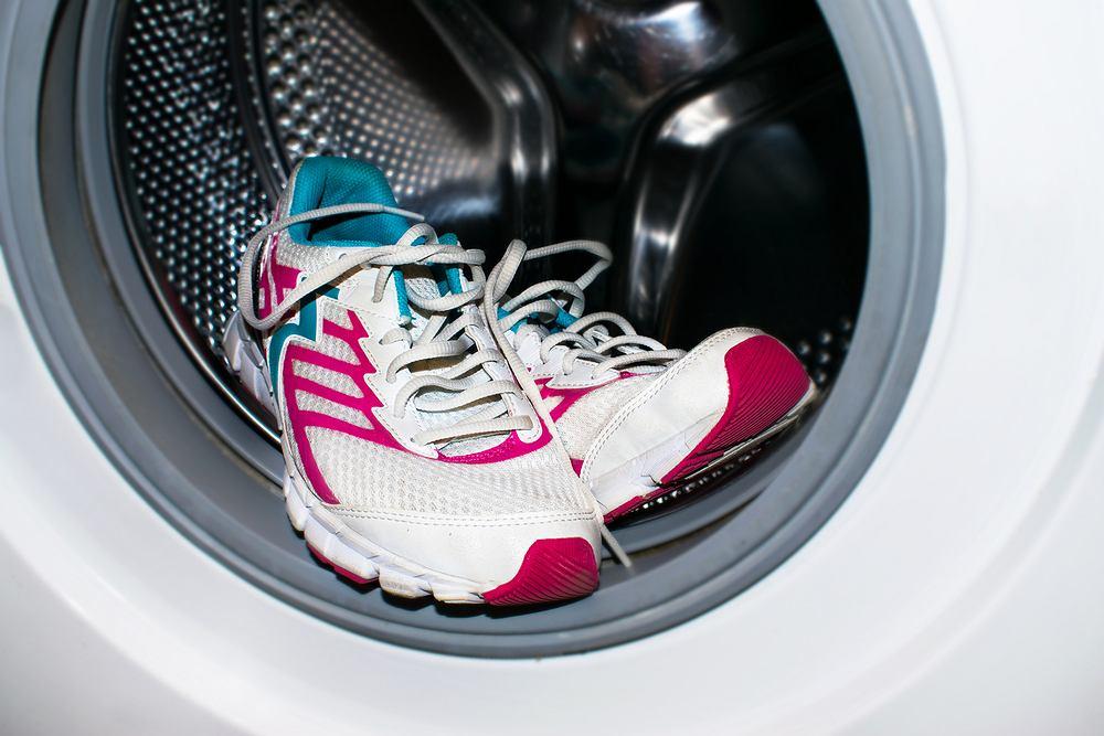 Jak prać buty