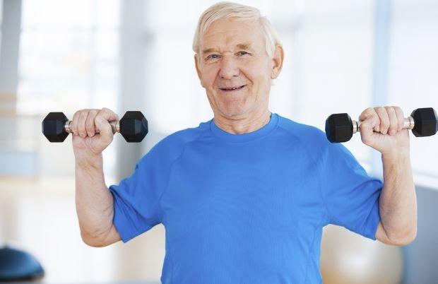 Proste ćwiczenia miewają walor uzdrawiający