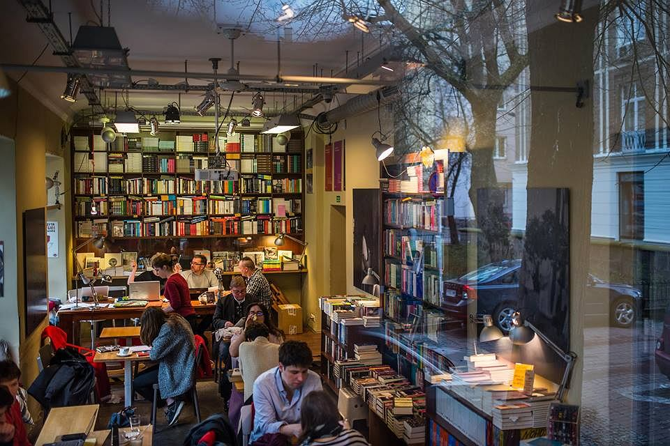 Księgarnio-kawiarnia Wrzenie Świata