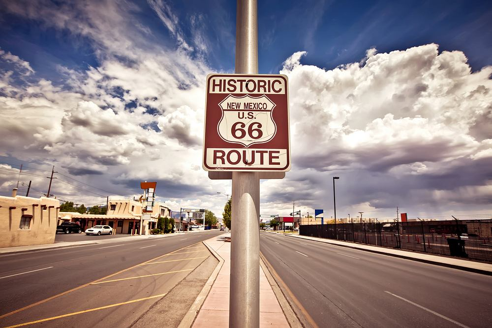 Los Angeles - Route 66