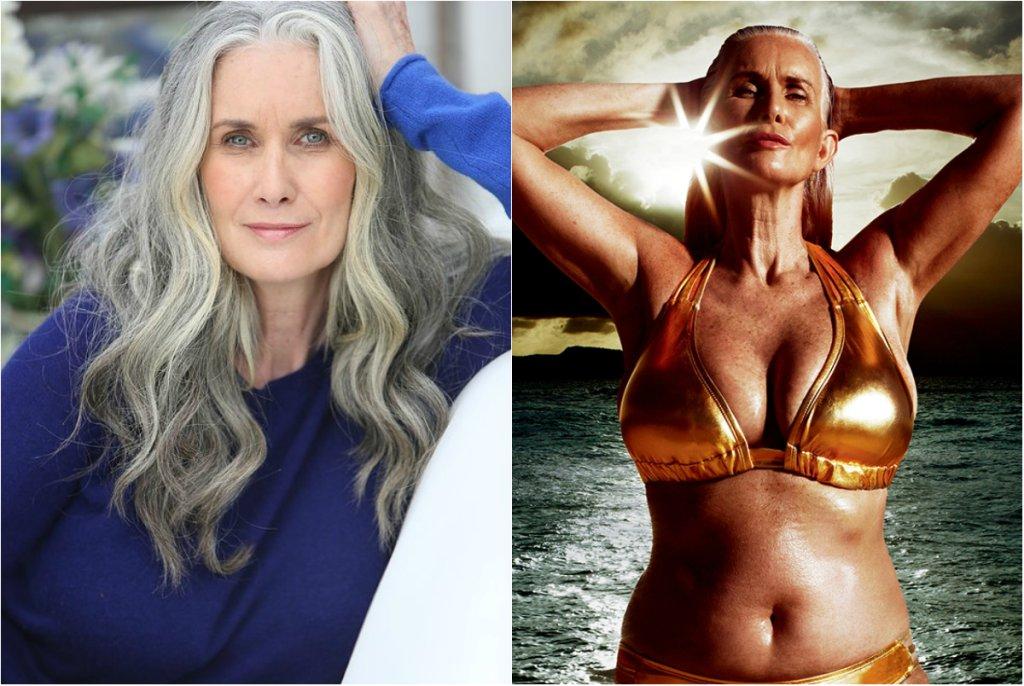 Kampania #SwimSexy Swimsuitsforall z nietypowymi modelkami - Nicola Griffin