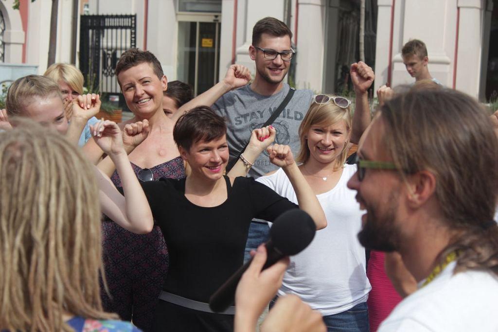 Joga śmiechu w Poznaniu