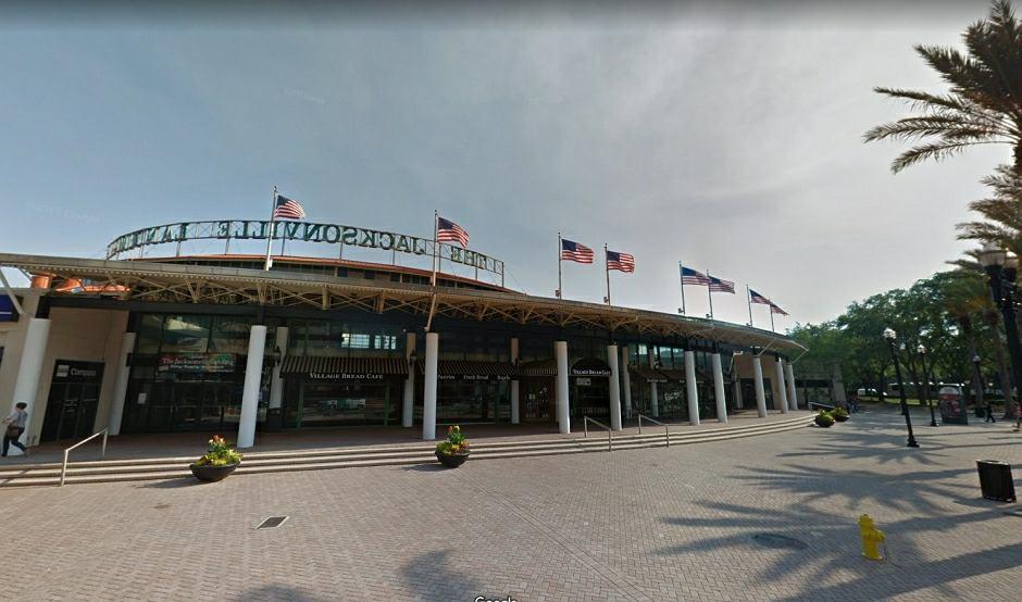 Centrum handlowo-rozrywkowe Jacksonville Landing na Florydzie
