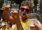 Ukraina - Szwecja: błyskawiczna alko-gra