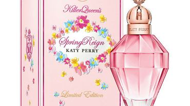 Killer Queen's Spring Reign: nowe perfumy od Katy Perry