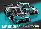 Wyścig simracingowy na torze Nürburgring z udziałem Pawła Fajdka i Marcina Urbasia