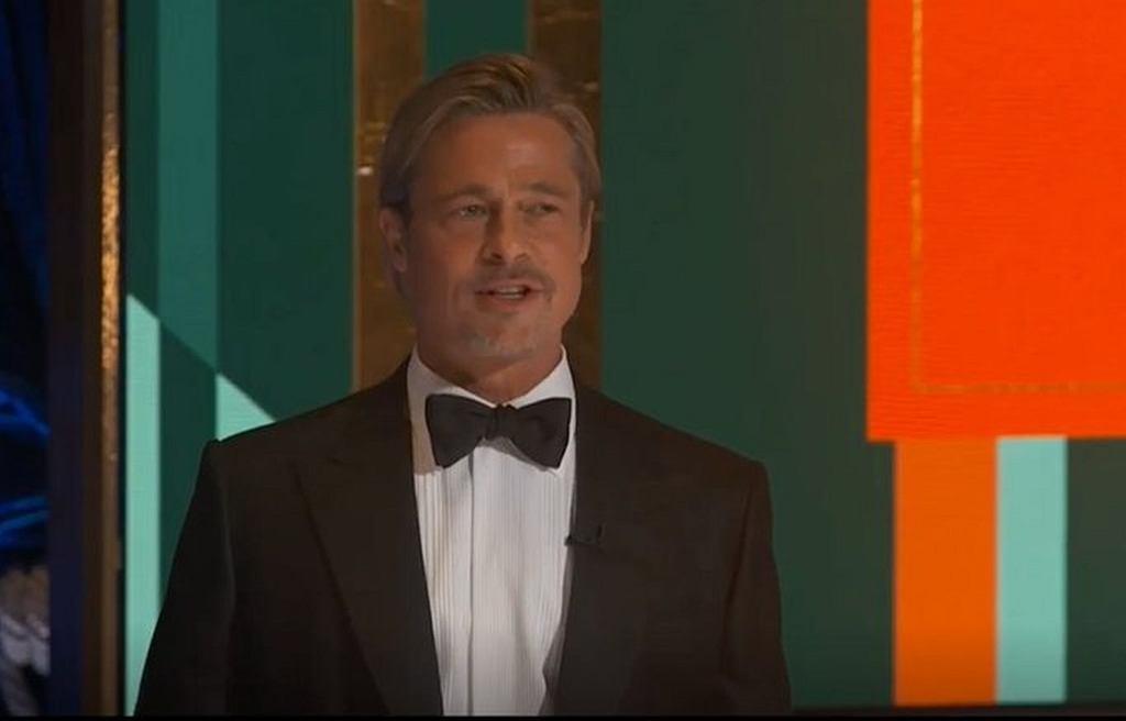 Brad Pitt, Oscars 2021