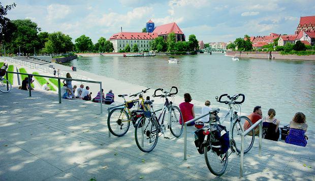 Trasa wzdłuż Odry i Nysy - jeden z najciekawszych szlaków rowerowych w Polsce