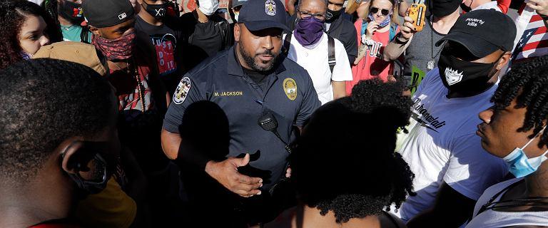 USA. Zamieszki po śmierci George'a Floyda. Zginęło pięciu protestujących