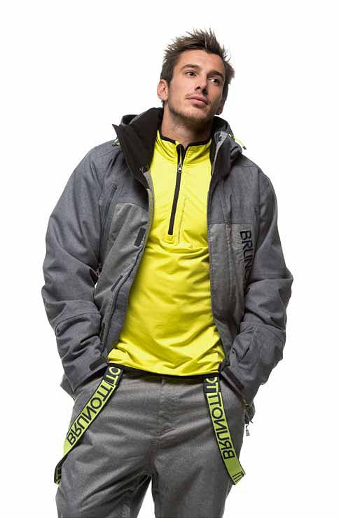 Kolekcje SNW Active charakteryzuje nieprzemakalność tkanin pomiedzy 5000 a 8000 mm. Wybór odzieży technicznej oraz swetrów oferowany jest także w bogatej palecie kolorów.