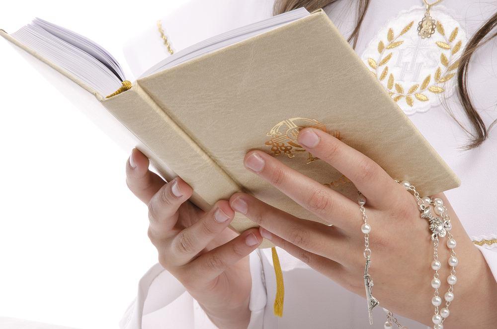 Pierwsza komunia: wiersze. Piękne i wzruszające teksty. Zdjęcie ilustracyjne
