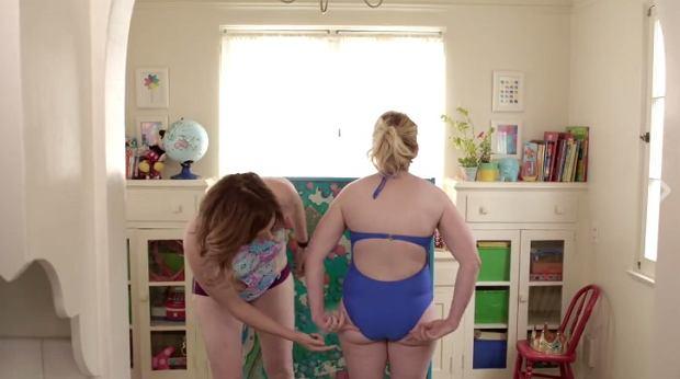 Mamy wyśmiały wymyślne kroje kostiumów kąpielowych.