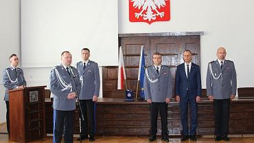 Nadinsp. Tomasz Trawiński, nowy Komendant Wojewódzki Policji we Wrocławiu