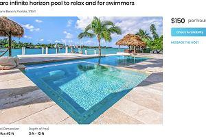 Dzięki tej aplikacji wynajmiesz luksusowy basen na godzinę