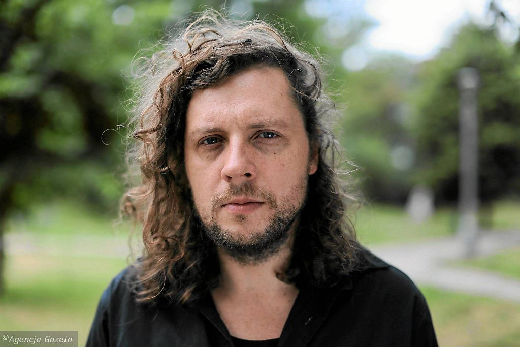 Raphael Rogiński / AGATA GRZYBOWSKA