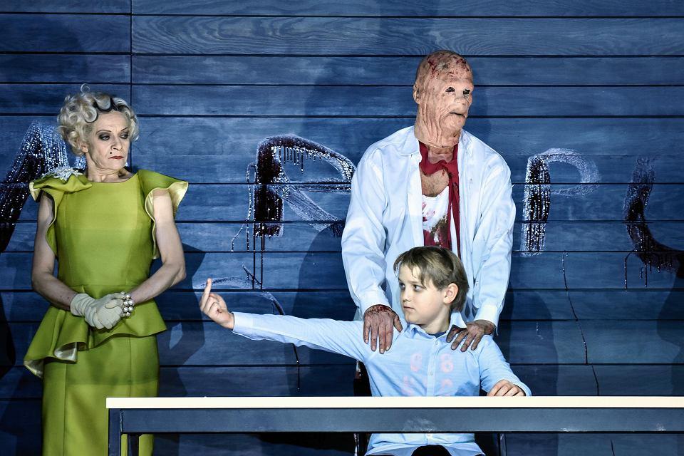 Spektakl 'Rzym' zobaczymy na Festiwalu Szekspirowskim