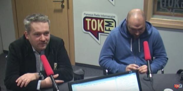 Michał Szułdrzyński i Zbigniew Parafianowicz w