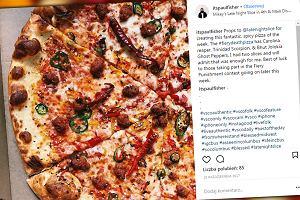By zjeść najostrzejszą pizzę świata, trzeba podpisać oświadczenie. Tylko nieliczni dadzą sobie radę