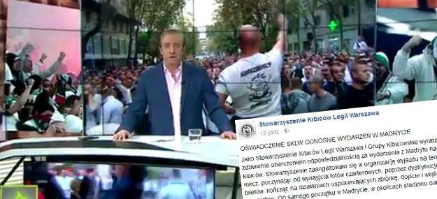 Hiszpańska prasa o kibolach z Warszawy