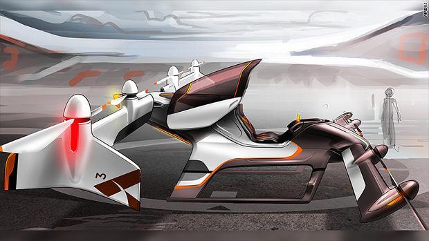 Airbus Vahana - koncept powietrznej, autonomicznej taksówki